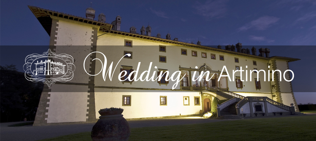 Wedding in Artimino